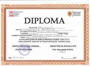 Diploma Patricia Tudoreche - L.L.Romana-page-0