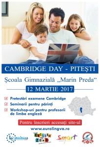 cambridge day afis pitesti